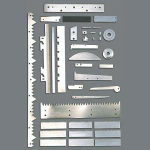 Специализированное производство уникальных машинных ножей