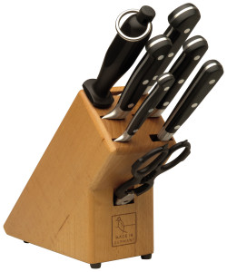 Набор ножей Burgvogel Solingen серии Comfort Line из 7 предметов 1463.91