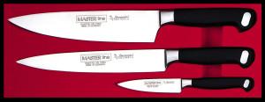 Набор из 3 ножей Burgvogel Solingen  серии Master Line 9300.95