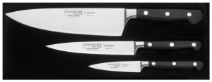 Набор из 3 поварских ножей Burgvogel Solingen серии Comfort Line 9350.91