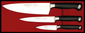 Набор из 3 ножей Burgvogel Solingen  серии Master Line 9350.95