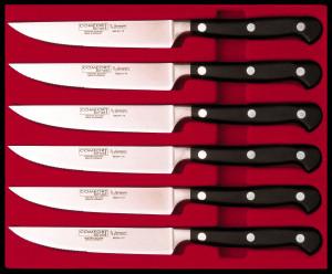 Набор из 6 ножей Burgvogel Solingen серии Comfort Line для стейков 9600.91