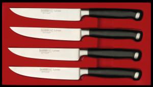 Набор из 4-х ножей Burgvogel Solingen серии Master Line для стейков 9610.95